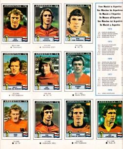 World Cup 1978 Netherlands 2