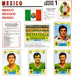 World Cup 70 Mexico 1