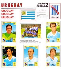 World Cup 70 Uruguay 1