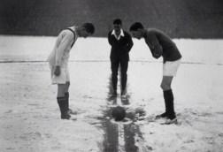 1926 - Arsenal v Man United kick-off