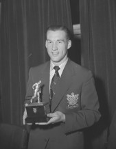 Footballer of the Year 1953, Nat Lofthouse, Bolton