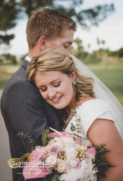 Superstition Springs Golf Course Wedding Photography
