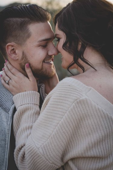 South Mountain Engagement photography