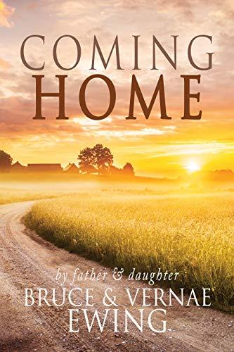 Vernae Ewing Thompson, Bruce Ewing, The Treasure Tree, Coming Home, Treasure Tree Series, Author, Book, Supernatural, Adventure