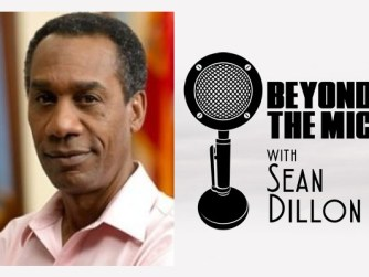 Joe Morton goes Beyond the Mic