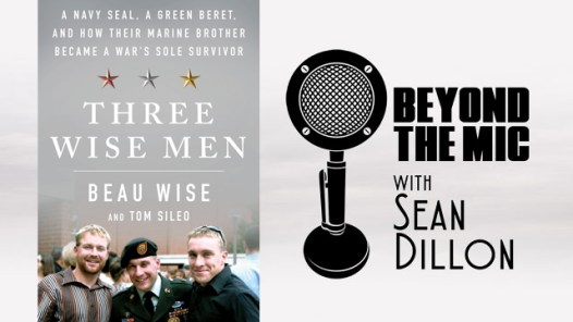 Sgt. Beau Wise goes Beyond the Mic