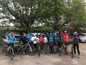 Womens Mountain Bike Weekend