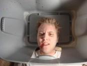 Ryan Ziegler as The Talking Head.