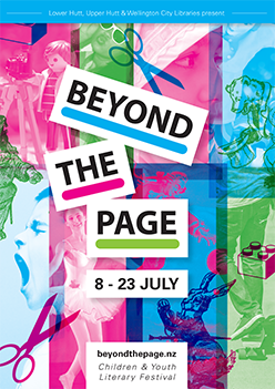 A small example picture of Beyond the Page Poster A
