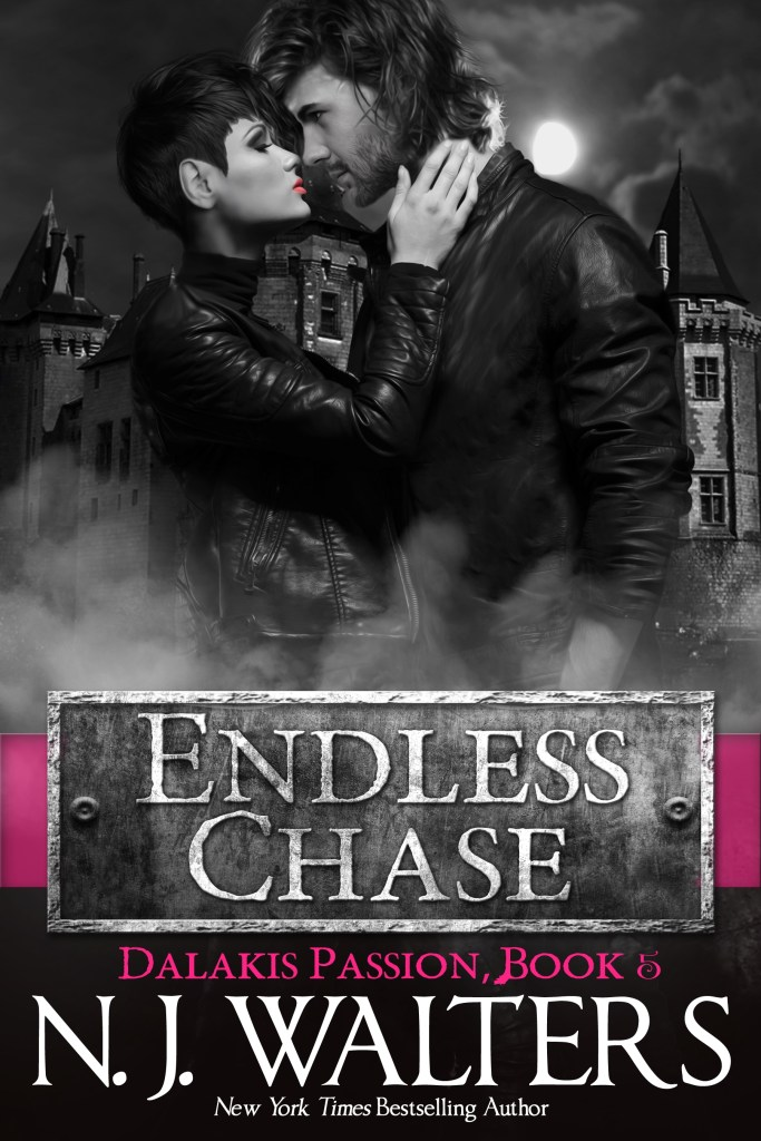 """Endless Chase"" N. J. Walters"
