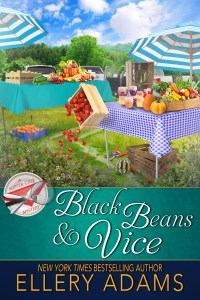 """Black Beans & Vice"" Ellery Adams"