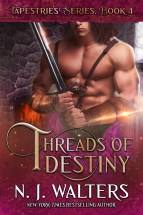 """Threads of Destiny"" N. J. Walters"