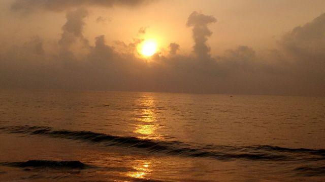 7. Sunrise