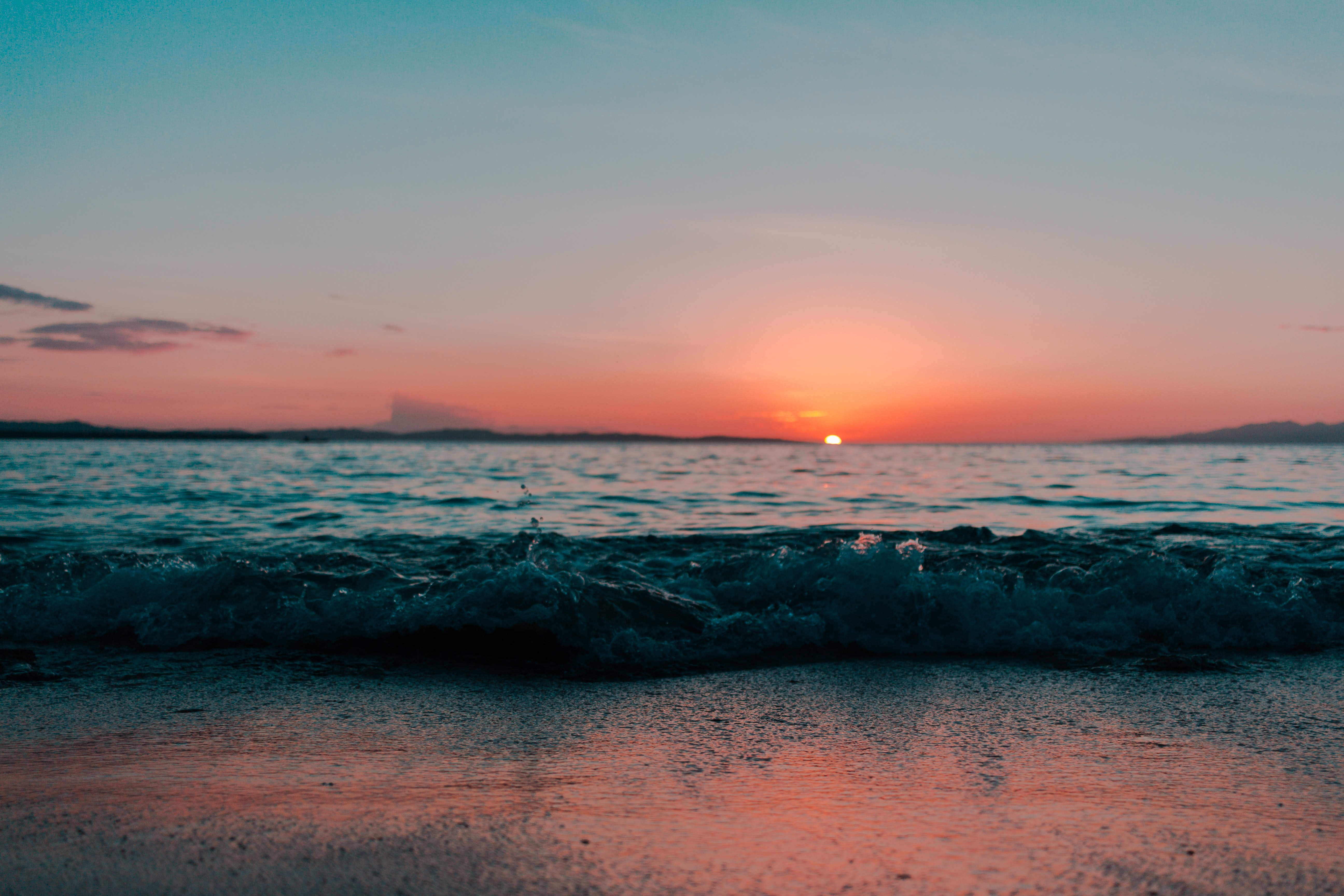 Of Sunsets and Beaches