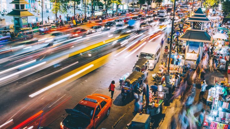 All that Glitters – Bangkok