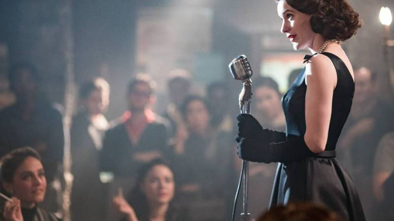 What Mrs. Maisel Taught Me About Comedy and Myself