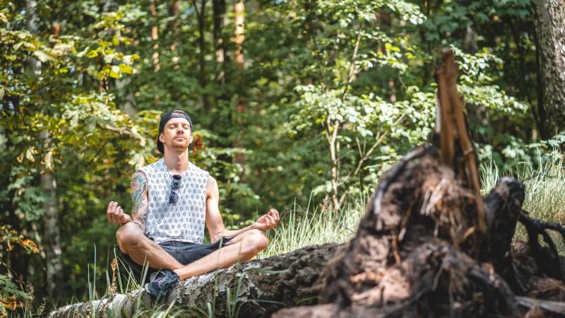 """I Learnt to Say """"NO"""" on My Journey to Find Inner Peace"""