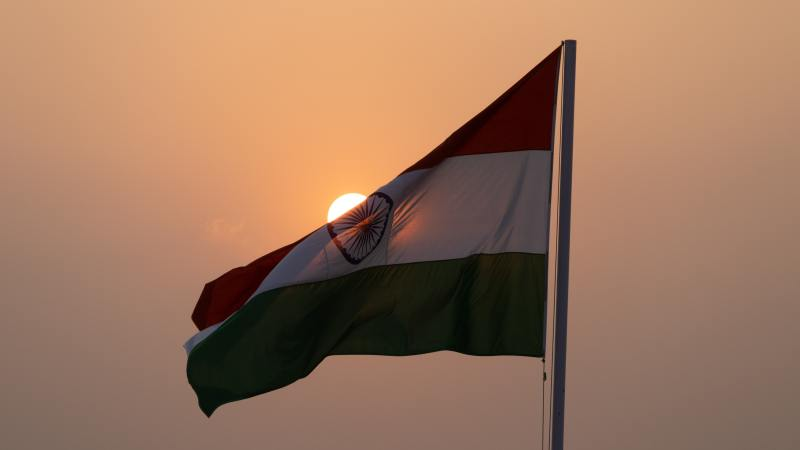O Great Mother India!