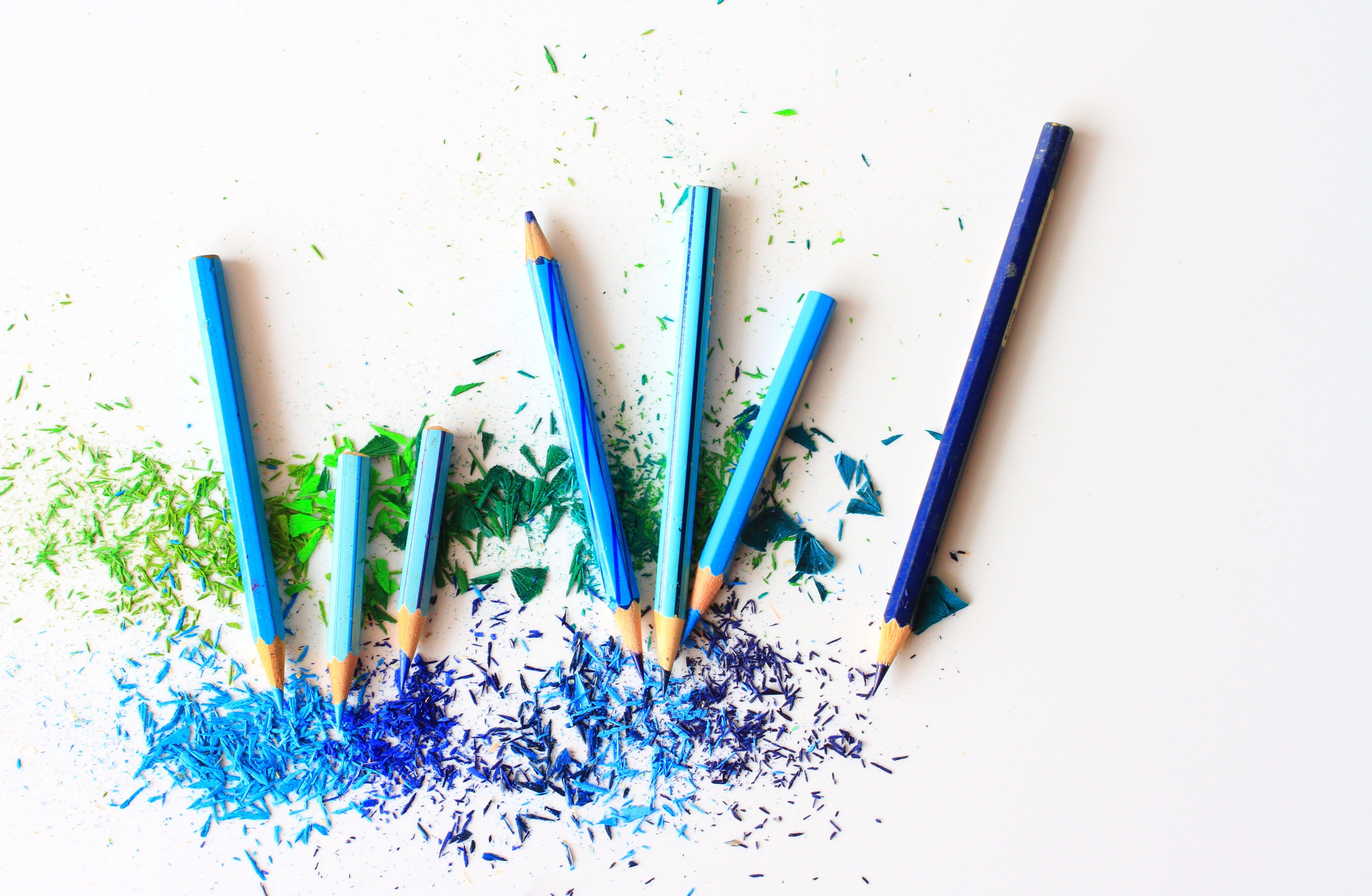Love Is Like a Blue Crayon