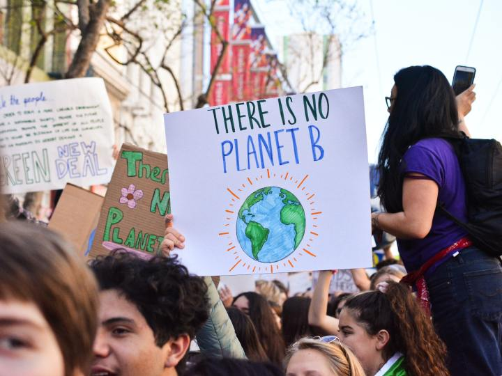 Changing The Change : The Climate Crisis and Us