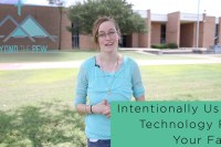intentionally using technology for your faith