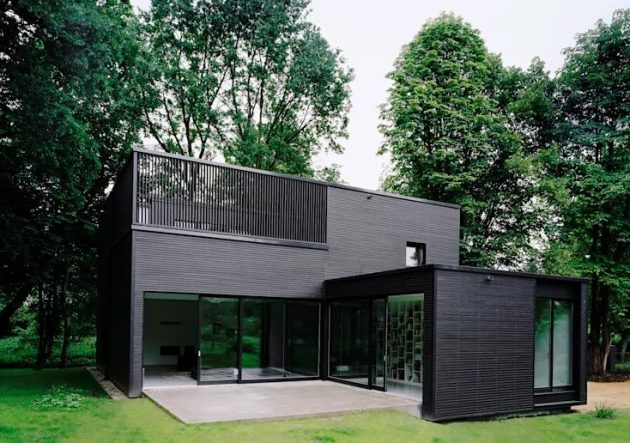 Staggering minimalist design for small houses #home #house #modernhomes #smallhomes