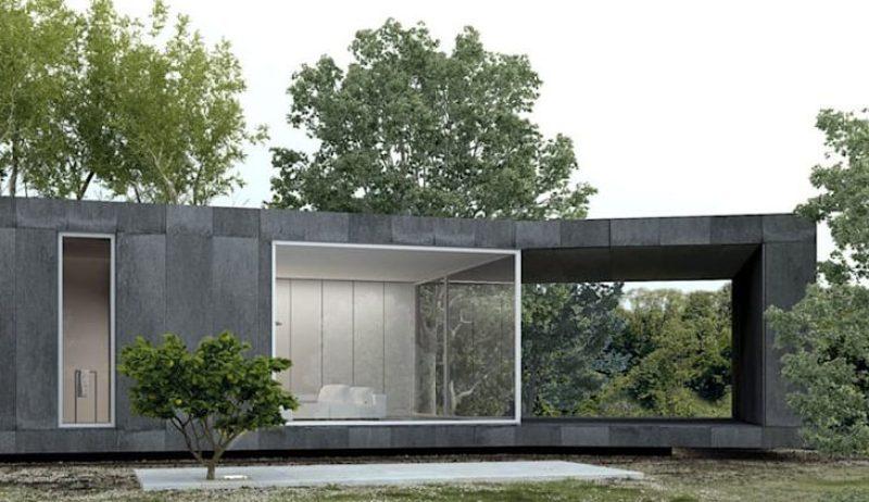 Terrific modern minimalist design houses #home #house #modernhomes #smallhomes