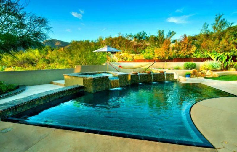 Extraordinary bali swimming pool design #swimmingpools #homedecor #indoorpool #outdoorpool