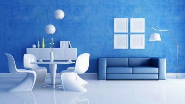 Blue Dinning Room Color Ideas