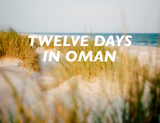 Oman Travel Video