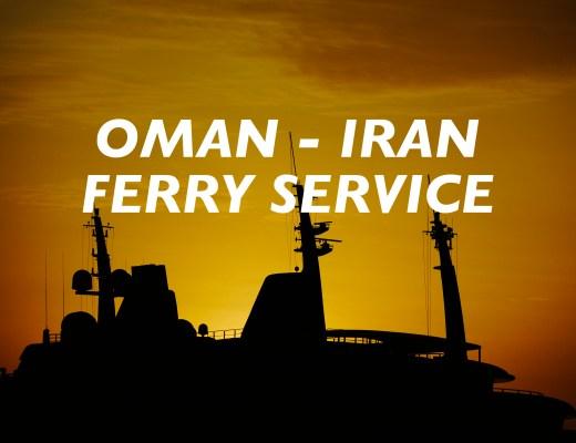 oman ferry service