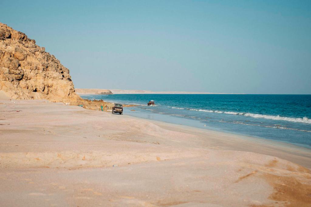 Khaluf, Oman