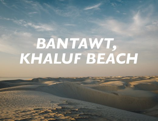 Bantawat, Khaluf Beach