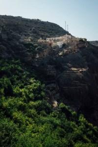 Jebal Akhdar, al Ayn, terraced garden