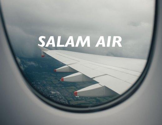 Salam Air, SalamAir, Oman Air