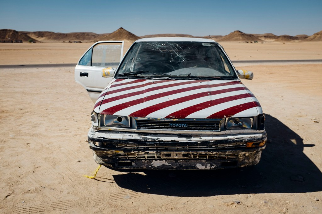 13 Clues You've Been in Oman too Long, driving learning