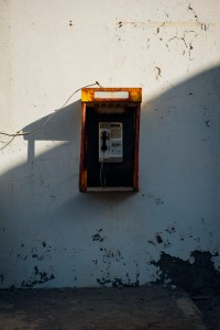13 Clues You've Been in Oman Too Long, pay phone