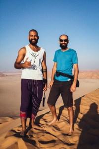 World's Tallest Dune, Fahad Alabri, Ramlat Jadilah, Dhofar, Oman, D. Michael, Empty Quarter, Rub al Khali, tallest dune