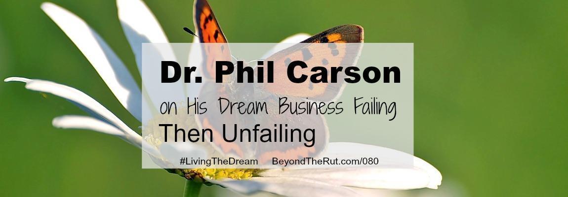 Dr Phil Carson Header BtR 080