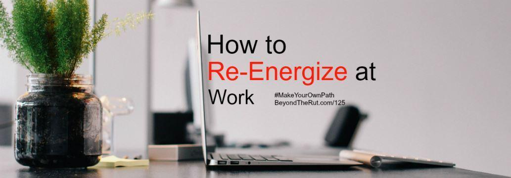 Energize at Work