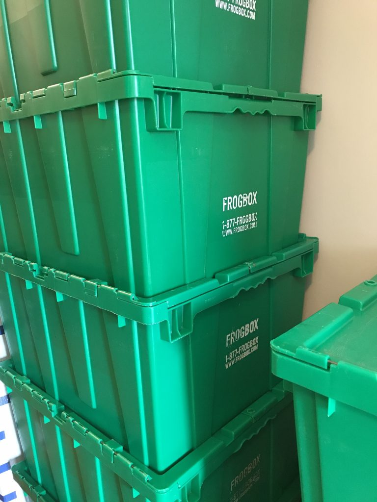 My Honest FROGBOX Review: How to Easily Rent Moving Bins