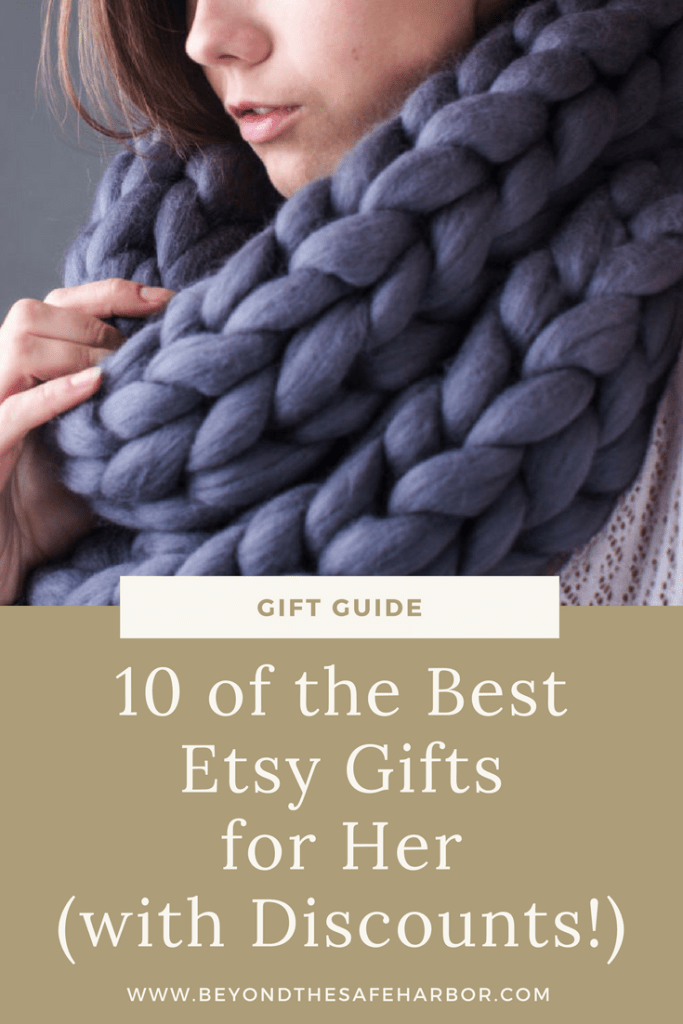 10 of the Best Etsy Gifts for Her (with Discounts!)