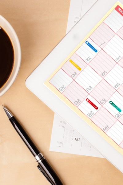 The Best Way to Use an Electronic Planner