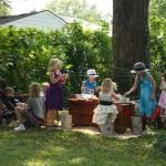 Tea Party kids