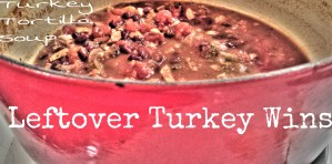 Leftover Turkey Winners