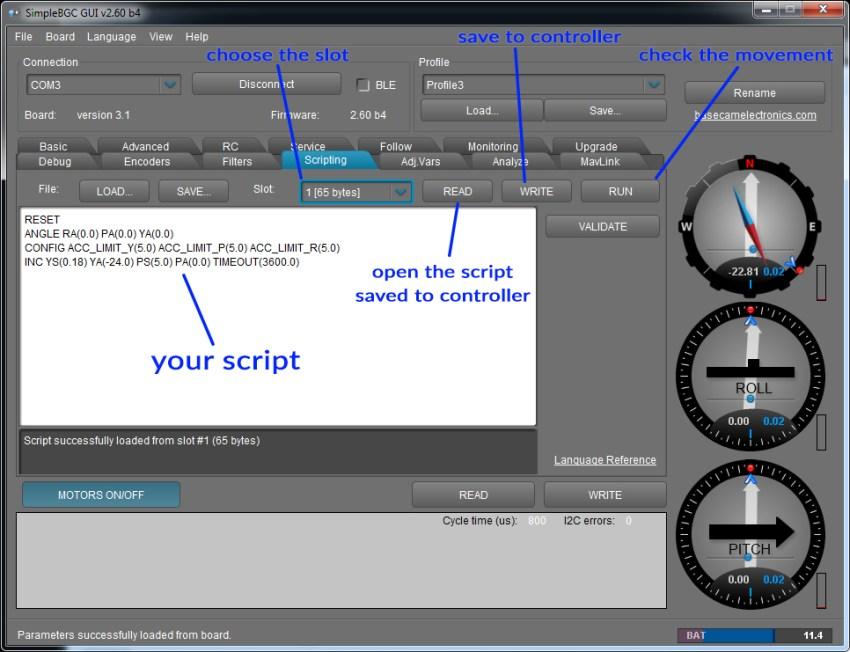 scripting-gimbal