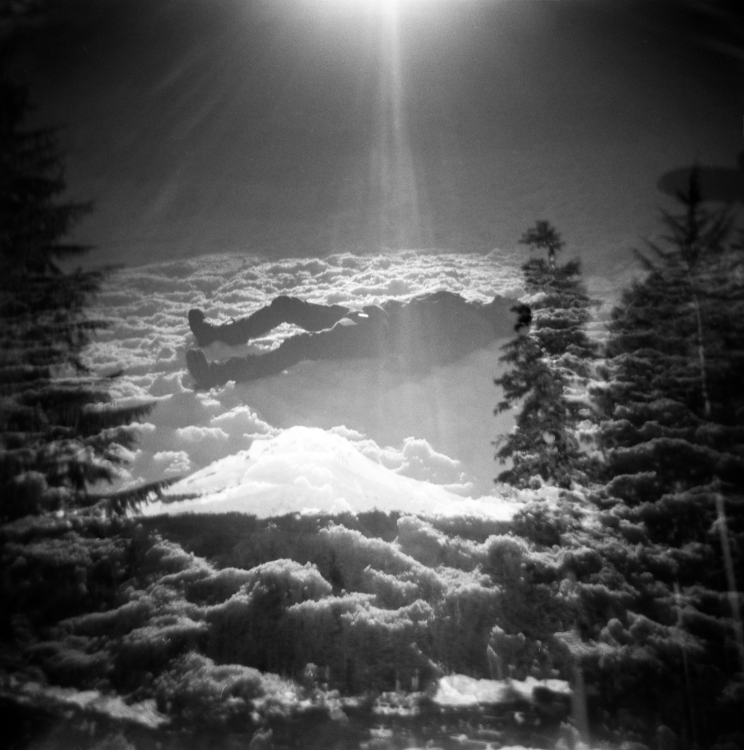 How To Create Double Exposures With The Holga Camera