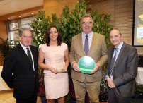 Small Garden Centre of the Year was awarded to Cois na hAbhann, Garden, Home & Lifestyle Centre