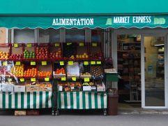 A is for Alimentation Générale - the essential corner shop