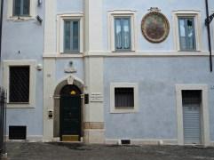 Trastevere street view
